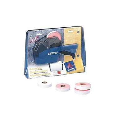 Avery® 2-Line Hand Pricemarker/Labeller Starter Kit