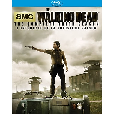 The Walking Dead Season 3 (Blu-Ray)