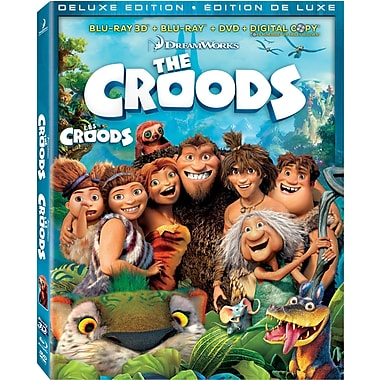 The Croods 3D (Blu-Ray)