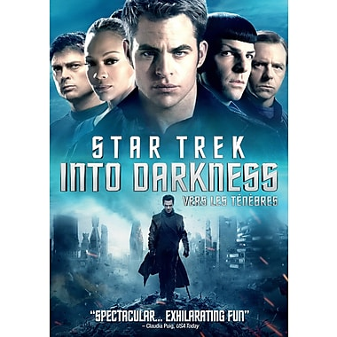 Star Trek Into Darkness (DVD)