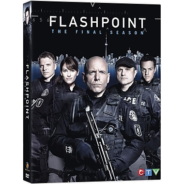 Flashpoint Season 5 - The Final Season (DVD)