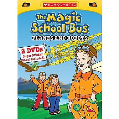 The Magic School Bus-Planes And Robots (DVD)