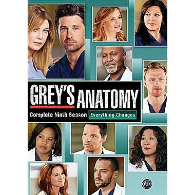 Grey's Anatomy Season 9 (DVD)