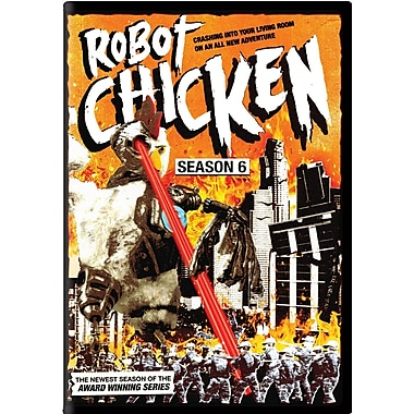 Robot Chicken Season 6 (DVD)