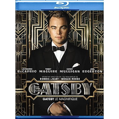 The Great Gatsby (2013) (Blu-Ray)
