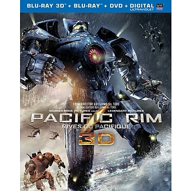 Pacific Rim 3D (Blu-Ray)