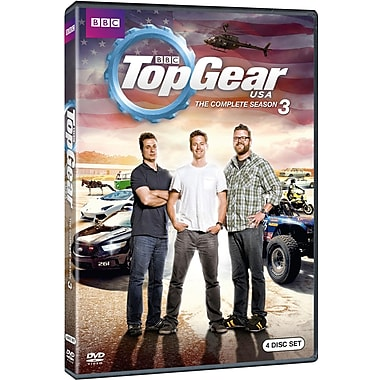 Top Gear Usa Season 3 (DVD)