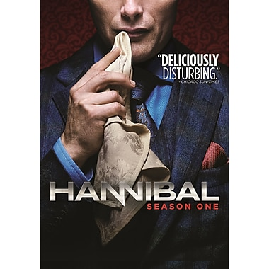 Hannibal Season 1 (DVD)