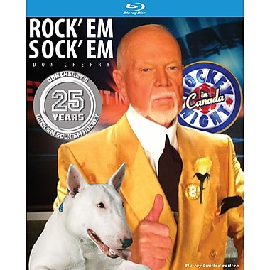 Don Cherry's Rock 'Em Sock 'Em Hockey 25 Anniversary