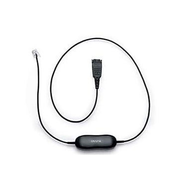 Jabra® GN1210 SmartCord Straight Headset Cable