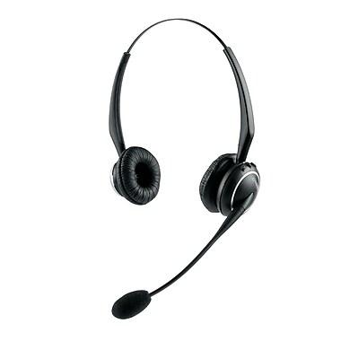 Jabra® GN9125 Duo Flex-Boom Wireless Headset