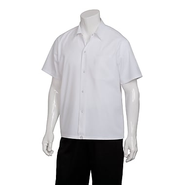 Chef Works® Utility Cook Shirt, White, 5XL