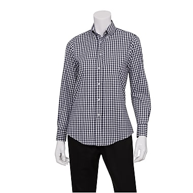 Chef Works® White Ladies Oxford Long Sleeve Shirts