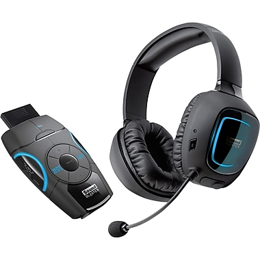 Creative® 70GH018000000 Sound Blaster Tactic3D Wrath Headset With Noise Cancelling Microphone