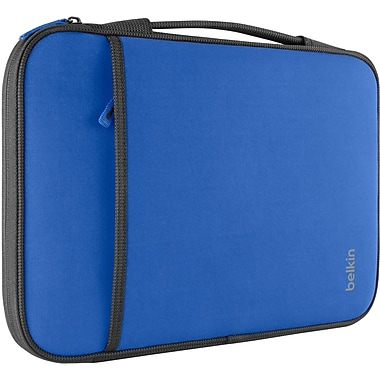Belkin™ 13in. Sleeve For Laptop/Chromebook, Blue