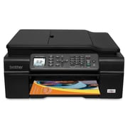 Brother® MFC-J450DW Compact Inkjet All-in-One Printer, Black