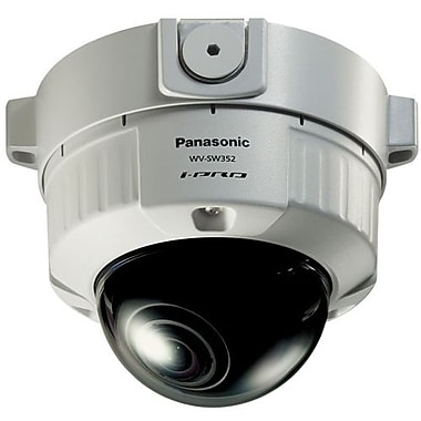 Panasonic® i-Pro WVSW352 Super Dynamic HD Vandal Resistant Fixed Dome Network Camera