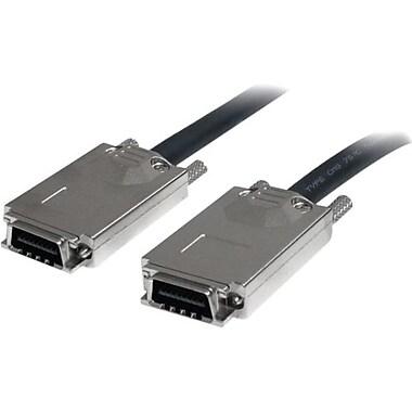 Startech.com 2M Infiniband External SAS Cable, Black