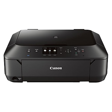 Canon® PIXMA MG6420 All-in-One Inkjet Photo Printer, Black
