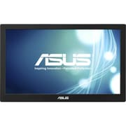 Asus® MB168B 15.6 LED-LCD Monitor, Black/Silver