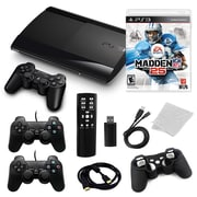Sony® Playstation 3 Slim 500GB Bundle W/ Madden 25 and Accessories
