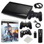 Sony® Playstation 3 Slim 500GB Bundle W/ Battlefield 4 and Accessories