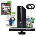 Microsoft® Xbox 360 4GB Kinect Sports 2 Bundle W/ GTA V and More