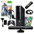 Microsoft® Xbox 360 4GB Kinect Sports 2 Bundle W/ Battlefield 4 and Accessories