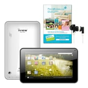 iView 7 Android 4.2 Dual Core Dual Camera 4GB Capacitive Tablet PC Bundle