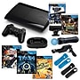 Sony® Playstation 3 Slim 250GB Move Family Bundle
