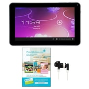 iView 9 Dual Camera Super Slim Capacitive Tablet PC Bundle