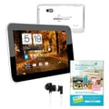 Axess® 7in. Dual Core Android 4.2 Tablet PC Bundle, White