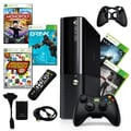 Microsoft® Xbox 360 E 250GB Bundle W/ 5 Games and Accessories