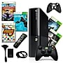 Microsoft® Xbox 360 E 250GB Bundle W/ 5