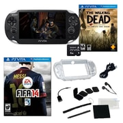 Sony® PS Vita The Walking Dead 3G/Wi-Fi Bundle W/ Games and Accessories