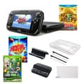Nintendo® Wii U Zelda, New Mario Luigi U and Game Party Chanmions Games W/ Accessories Bundle