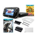 Nintendo® Wii U Zelda and Watch Dogs Games W/ Accessories Bundle