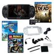 Sony® PS Vita The Walking Dead 3G/Wi-Fi Bundle W/2 Games and Accessories,Hot Shots Golf and Batman 2