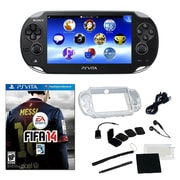 Sony® PS Vita Wi-Fi Bundle W/ FIFA 14 and Accessories