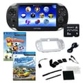 Sony® PS Vita Wi-Fi Bundle W/ 2 Games, Memory Card, and Accessories