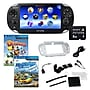 Sony Ps Vita Wi-Fi Bundle W/ 2 Games,