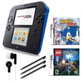 Nintendo® 2DS Bundles W/ 2 Games and Accessories