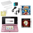 Nintendo® 3DS Bundle W/ 2 Games and Accessories, Pink