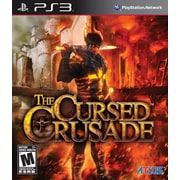 Atlus® CC-00136-1 The Cursed Crusade, Action/Adventure, Playstation® 3