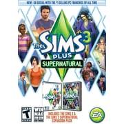 Electronic Arts™ 16977 Sims 3 Plus Supernatural, PC