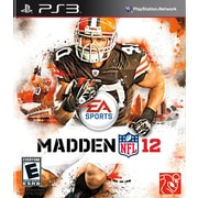 Electronic Arts™ 19646 Madden NFL 12, Sports, Playstation® 3