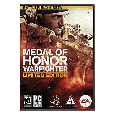 Electronic Arts™ 19718 Medal of Honor Warfighter, PC