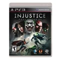 Warner Bros 1000332877 Injustice Gods Among Us, Fighting, Playstation® 3
