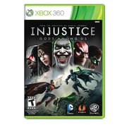 WB® 1000332825 Injustice Gods Among US, Action/Adventure, Xbox 360