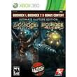 T2™ 2K 49138 BioShock Ultimate Rapture, Action/Adventure, Xbox 360